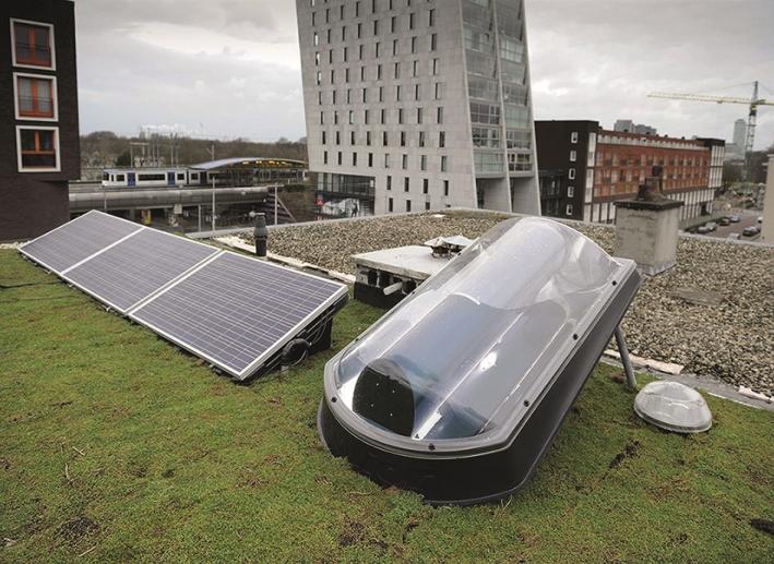 Energiezuinige woning Amsterdam