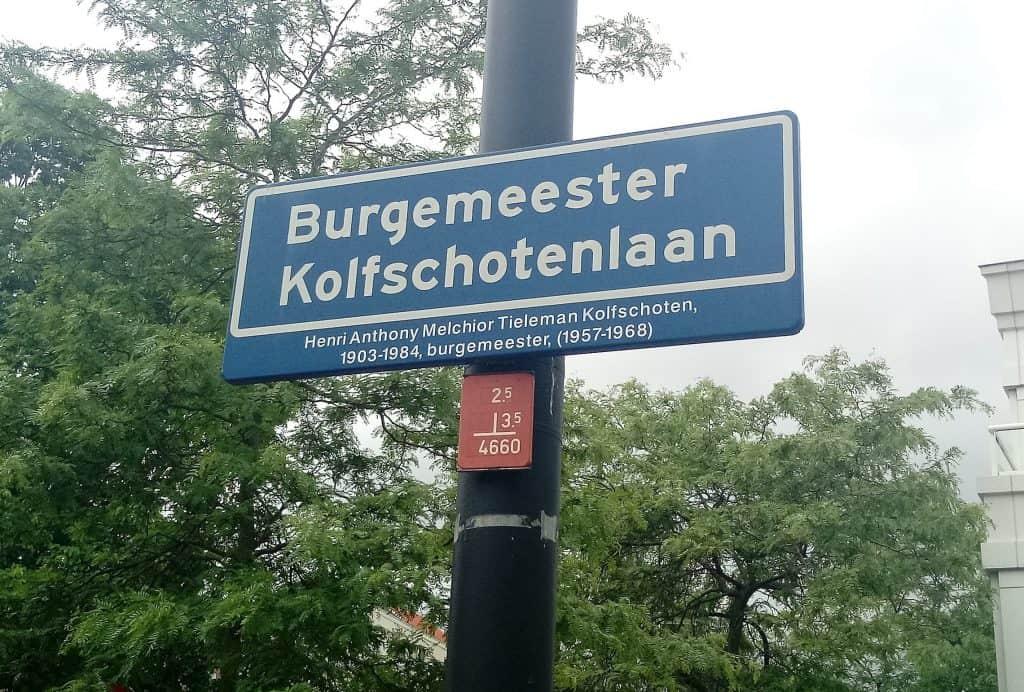 Langste straatnamen van Nederland