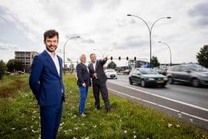 VRI verkeerslichten kruispunt Almelo