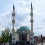 De Mevlana moskee in Rotterdam.