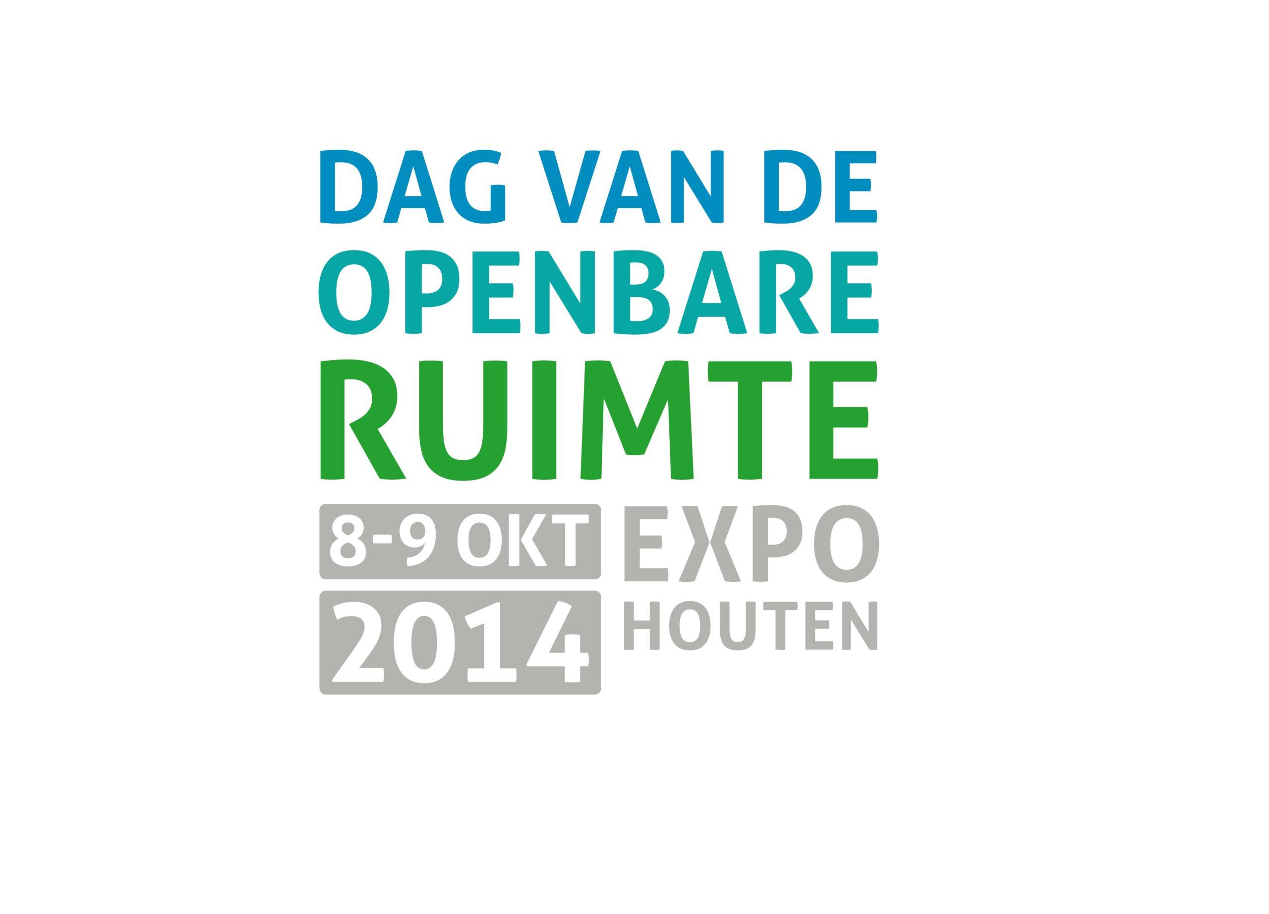 Dag van de Openbare Ruimte logo