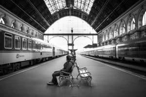 Trein station Bron: Pixabay